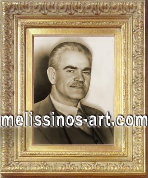 Γεώργιος Μελισσινός, ο ιδρυτής του σανδαλοποιείου των Μελισσινών
